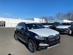 New 2021 BMW X3 xDrive30i SAV 5UXTY5C0XM9F02208 in Watertown CT