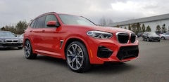New 2020 BMW X3 M SAV for sale in Hartford, CT