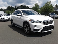 Certified Used 2017 BMW X1 xDrive28i SAV WBXHT3Z3XH4A65294 in Watertown, CT