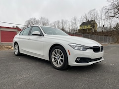 Certified Used 2017 BMW 320i xDrive Sedan WBA8E5G35HNU43791 in Watertown, CT