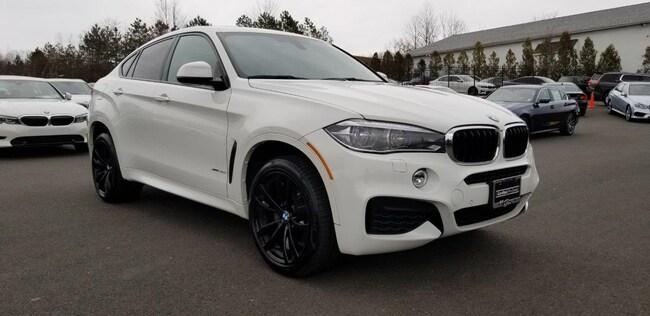 Certified Used 2017 BMW X6 xDrive35i SAV in Watertown, CT