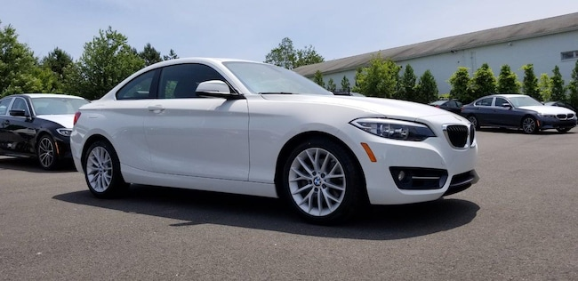 Certified Used 2016 BMW 228i xDrive Coupe in Watertown, CT