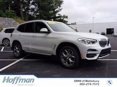 New 2021 BMW X3 xDrive30i SAV M9H51322 in Watertown CT