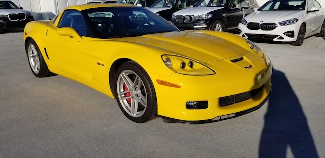 Used 2007 Chevrolet Corvette Coupe in Watertown, CT