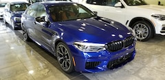 New 2019 BMW M5 Competition Sedan in Watertown, CT