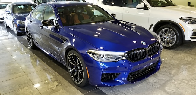 New 2019 BMW M5 Competition Sedan in greater Hartford