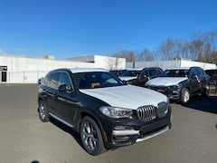 New 2021 BMW X3 xDrive30i SAV 5UXTY5C01M9F02033 in Watertown CT