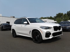 New 2021 BMW X5 M50i SAV M9E12034 in Watertown CT