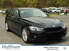 Certified Used 2018 BMW 320i xDrive Sedan WBA8E5G5XJNU48038 in Watertown, CT