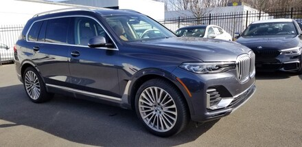 New 2019 BMW X7 xDrive40i SUV KLB43830 in Watertown CT