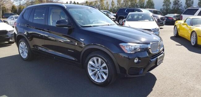 Certified Used 2017 BMW X3 xDrive28i SAV in Watertown, CT