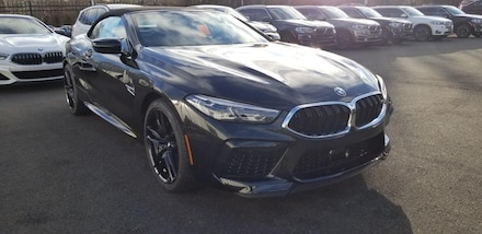 New 2020 BMW M8 Convertible LCD86037 in Watertown CT