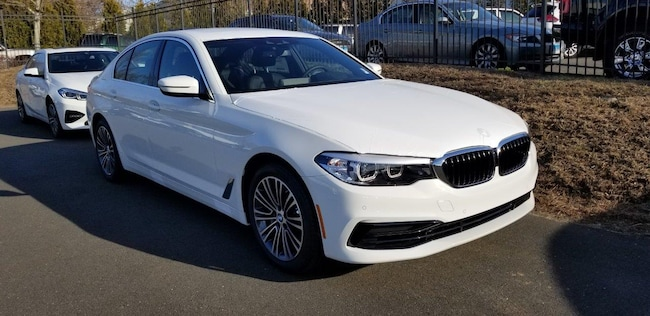 New 2020 BMW 530i xDrive Sedan in Watertown, CT