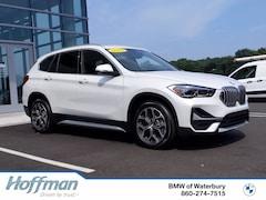 New 2021 BMW X1 xDrive28i SAV M5T69537 in Watertown CT