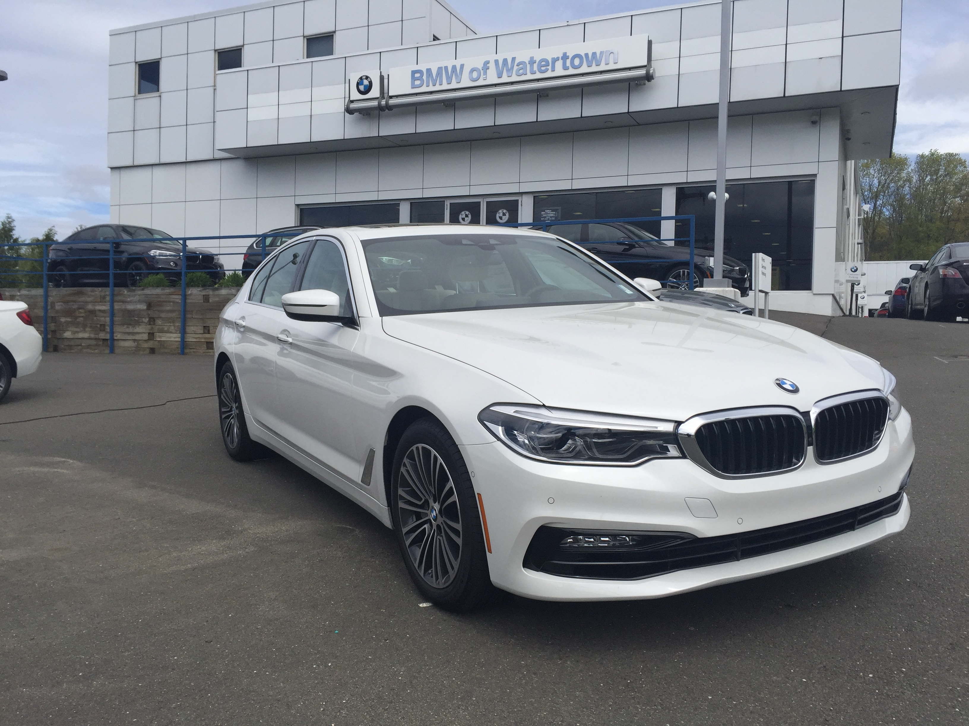 New 2019 BMW 540i xDrive Sedan in Watertown CT