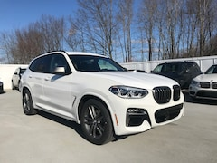 New 2020 BMW X3 M40i SAV in Watertown CT