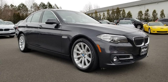Used 2015 BMW 535i xDrive Sedan in Watertown, CT