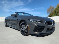 New 2020 BMW M8 Convertible WBSDZ0C04LBM09428 for sale in Hartford, CT