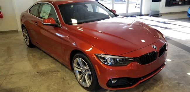 New 2019 BMW 430i xDrive Coupe in Watertown, CT