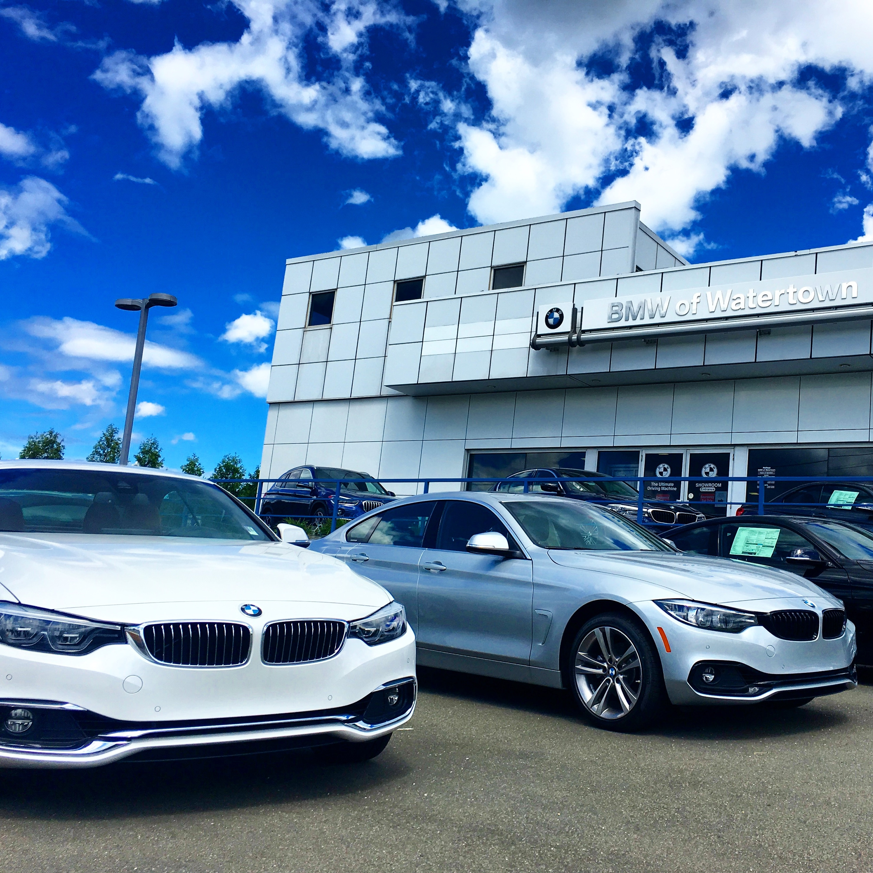New BMW & Used Car Dealer In