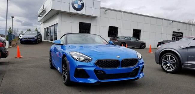 New 2019 BMW Z4 sDrive30i Convertible in Watertown, CT