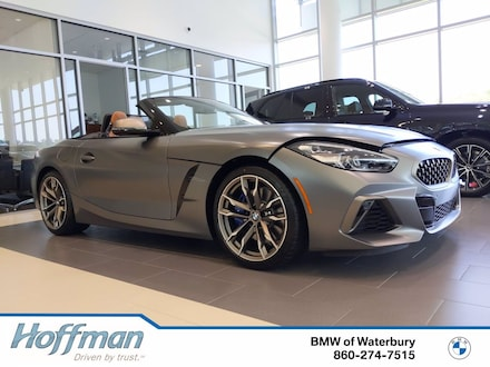 New 2021 BMW Z4 sDrive M40i Convertible MWX31832 in Watertown CT