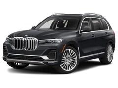 New 2021 BMW X7 xDrive40i SAV M9G96708 in Watertown CT