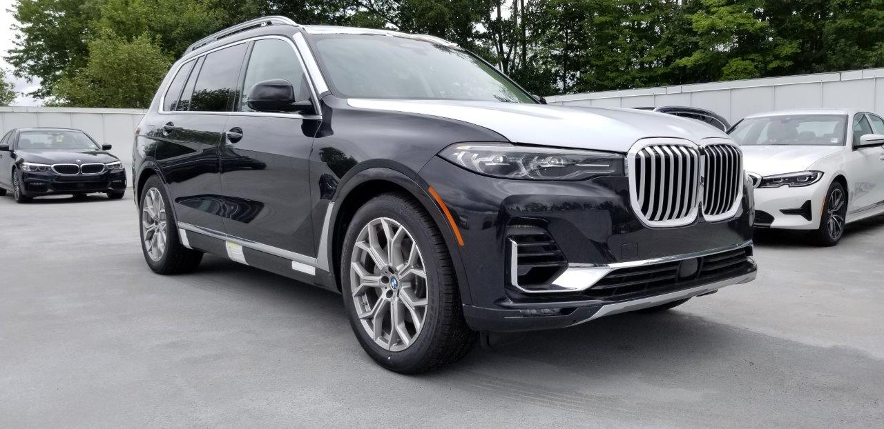 New 2019 BMW X7 xDrive50i SUV in Watertown CT