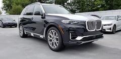 New 2019 BMW X7 xDrive50i SUV 5UXCX4C55KLB40202 for sale in Hartford, CT