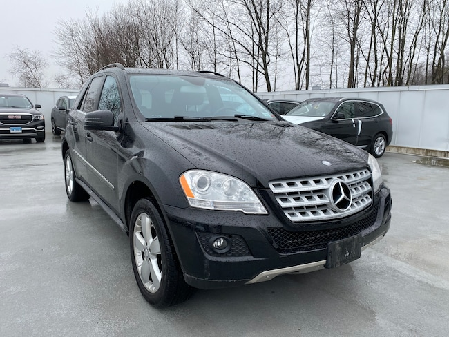 Used 2011 Mercedes-Benz M-Class ML 350 4MATIC SUV in Watertown, CT