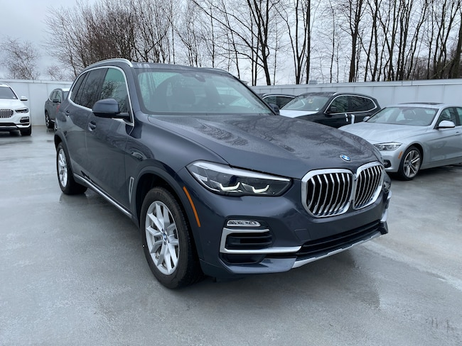 Certified Used 2020 BMW X5 xDrive40i SAV in Watertown, CT