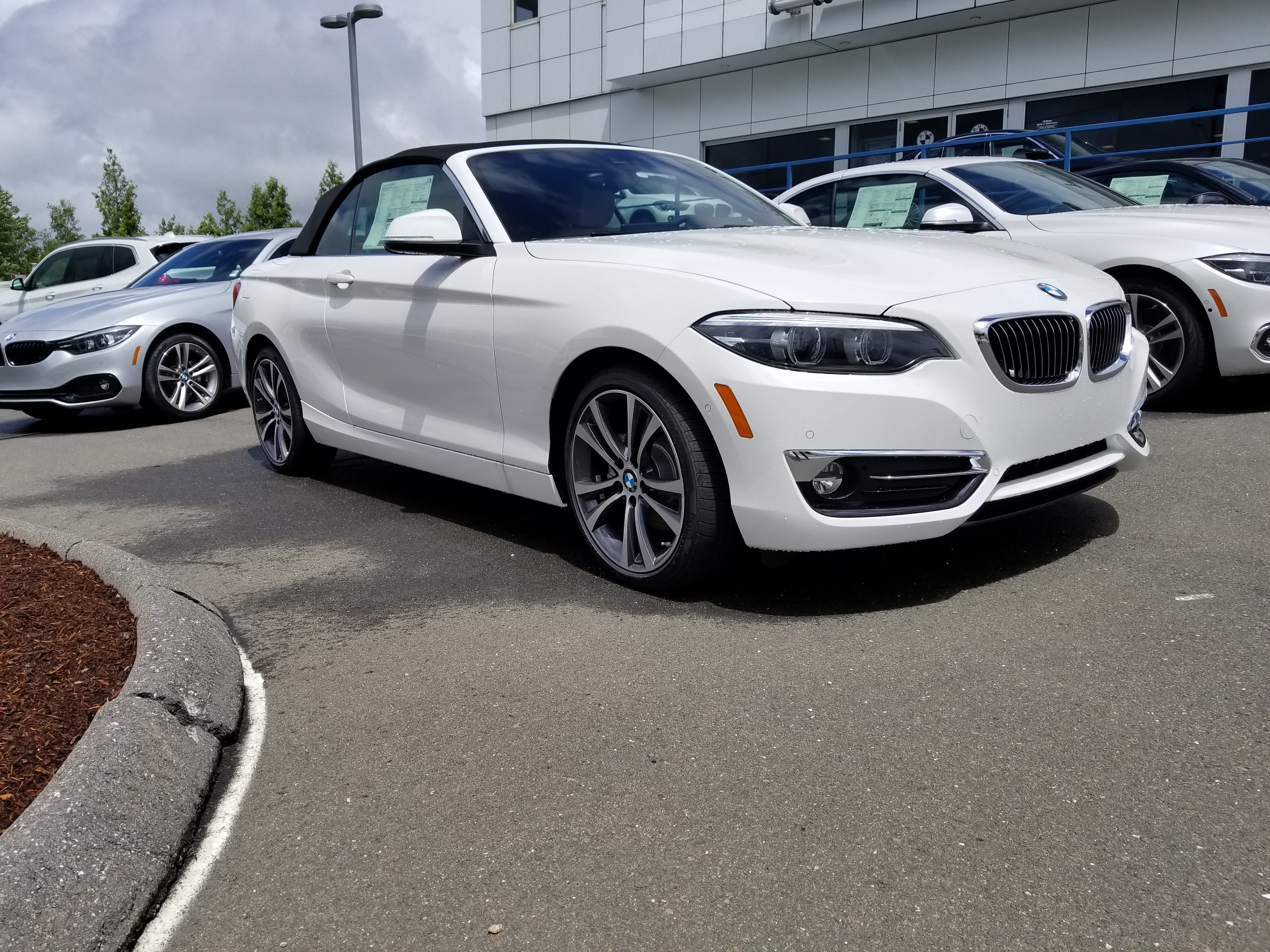 New 2018 BMW 230i xDrive Convertible in Watertown CT