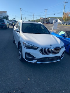 New 2020 BMW X1 xDrive28i SAV WBXJG9C01L5P22121 for sale in Hartford, CT