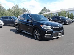 Certified Used 2017 BMW X1 xDrive28i SAV WBXHT3Z38H4A64953 in Watertown, CT