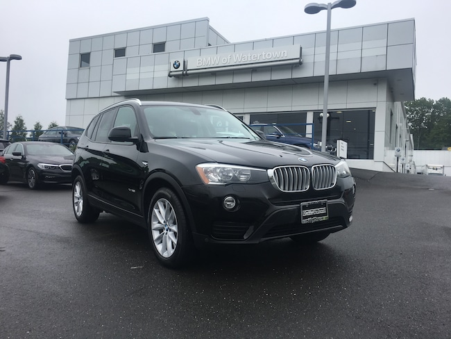 Certified Used 2016 BMW X3 xDrive28i SAV in Watertown, CT