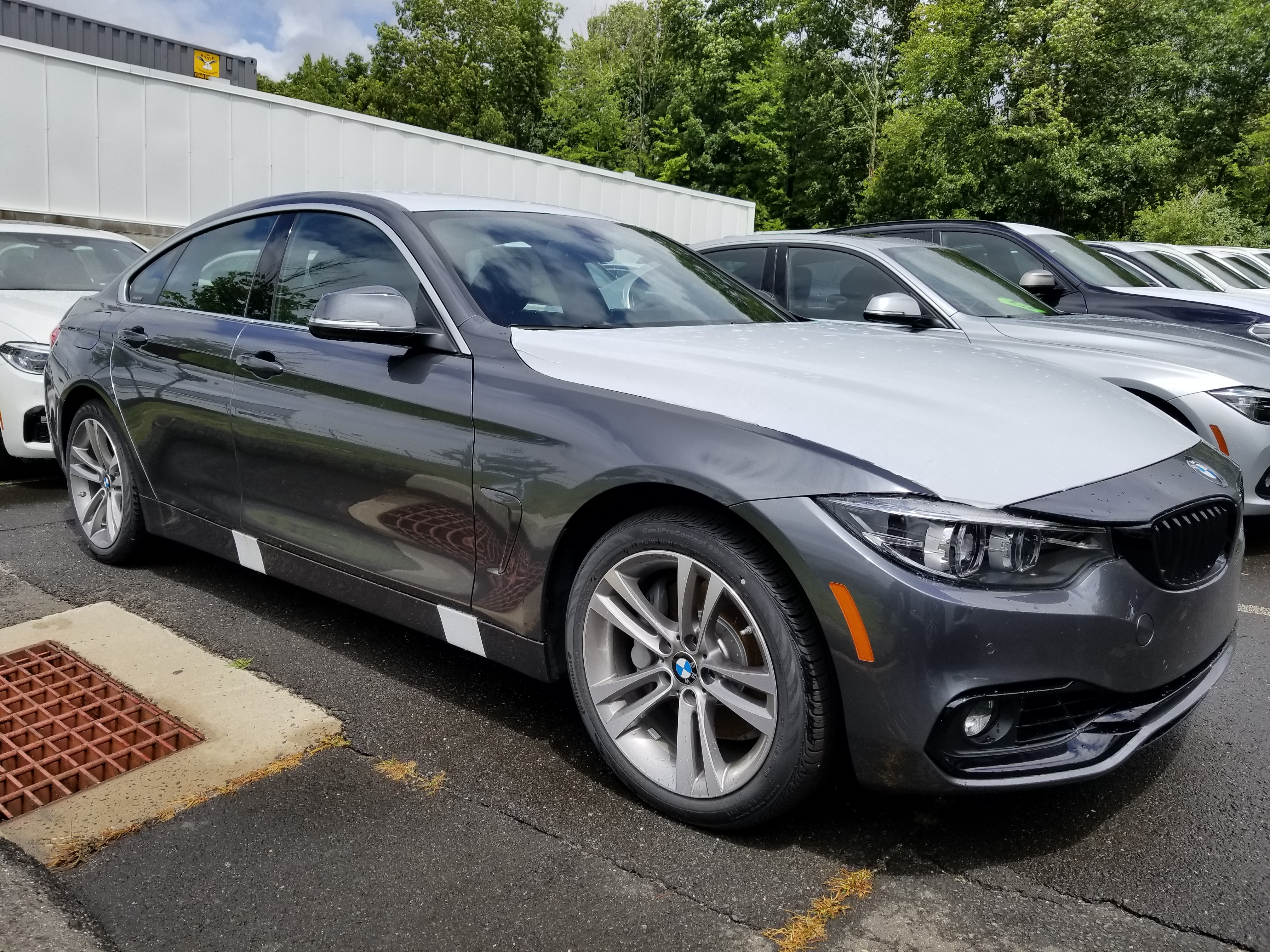 New 2019 BMW 440i xDrive Gran Coupe in Watertown CT