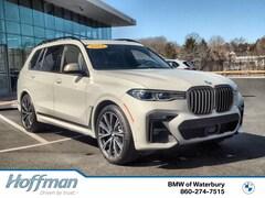 New 2021 BMW X7 M50i SAV M9G03151 in Watertown CT