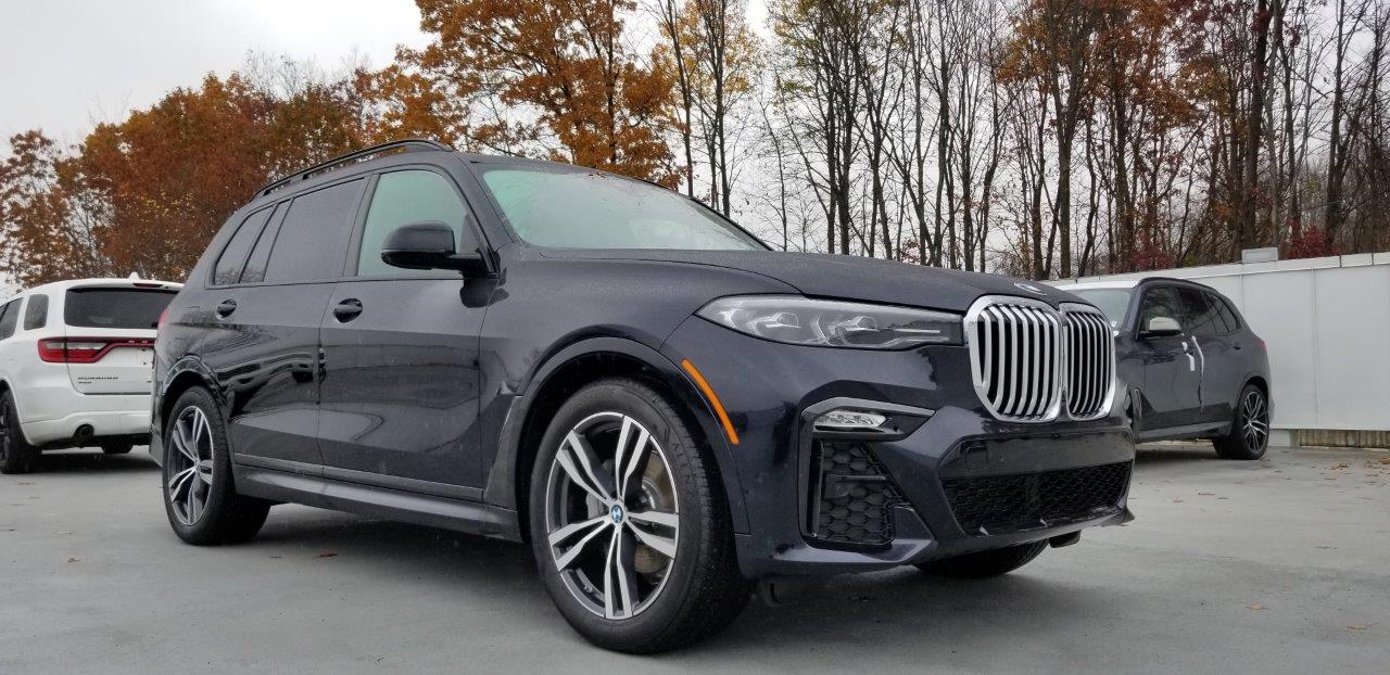 New 2019 BMW X7 xDrive40i SUV in Watertown CT