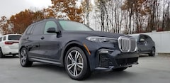 New 2019 BMW X7 xDrive40i SUV 5UXCW2C52KL089035 for sale in Hartford, CT