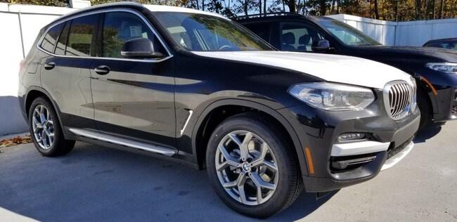 New 2020 BMW X3 xDrive30i SAV in Watertown, CT
