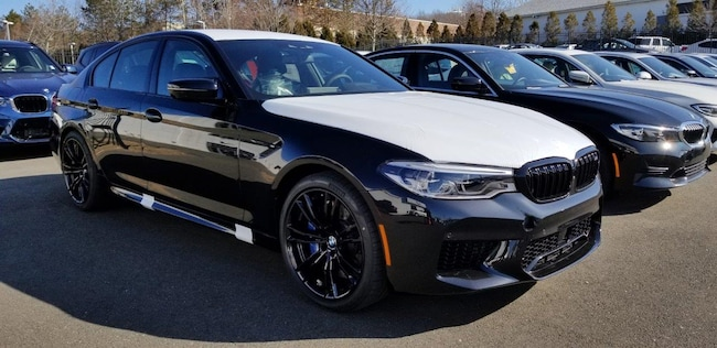 New 2020 BMW M5 Competition Sedan in Watertown, CT