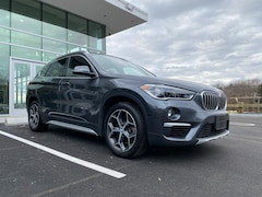 Certified Used 2017 BMW X1 xDrive28i SAV WBXHT3C3XH5F83215 in Watertown, CT