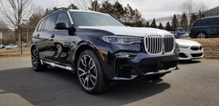 New 2019 BMW X7 xDrive40i SUV in Watertown, CT