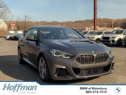New 2021 BMW M235i xDrive Gran Coupe M7H79979 in Watertown CT