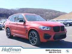 New 2021 BMW X3 M SAV M9G04800 in Watertown CT