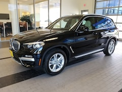 New 2019 BMW X3 xDrive30i Sports Activity Vehicle For Sale in Westbrook, ME