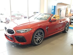 New 2020 BMW M8 Convertible For Sale in Westbrook, ME