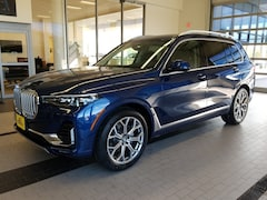 New 2020 BMW X7 xDrive40i Sports Activity Vehicle For Sale in Westbrook, ME
