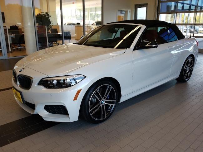 2020 BMW 2 Series M240i xDrive Convertible
