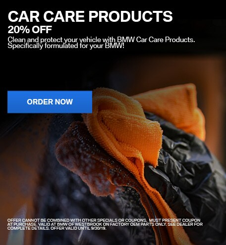20 % Off Car Care Products